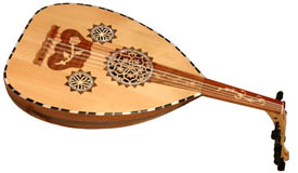 oud ethnic instrument oud4